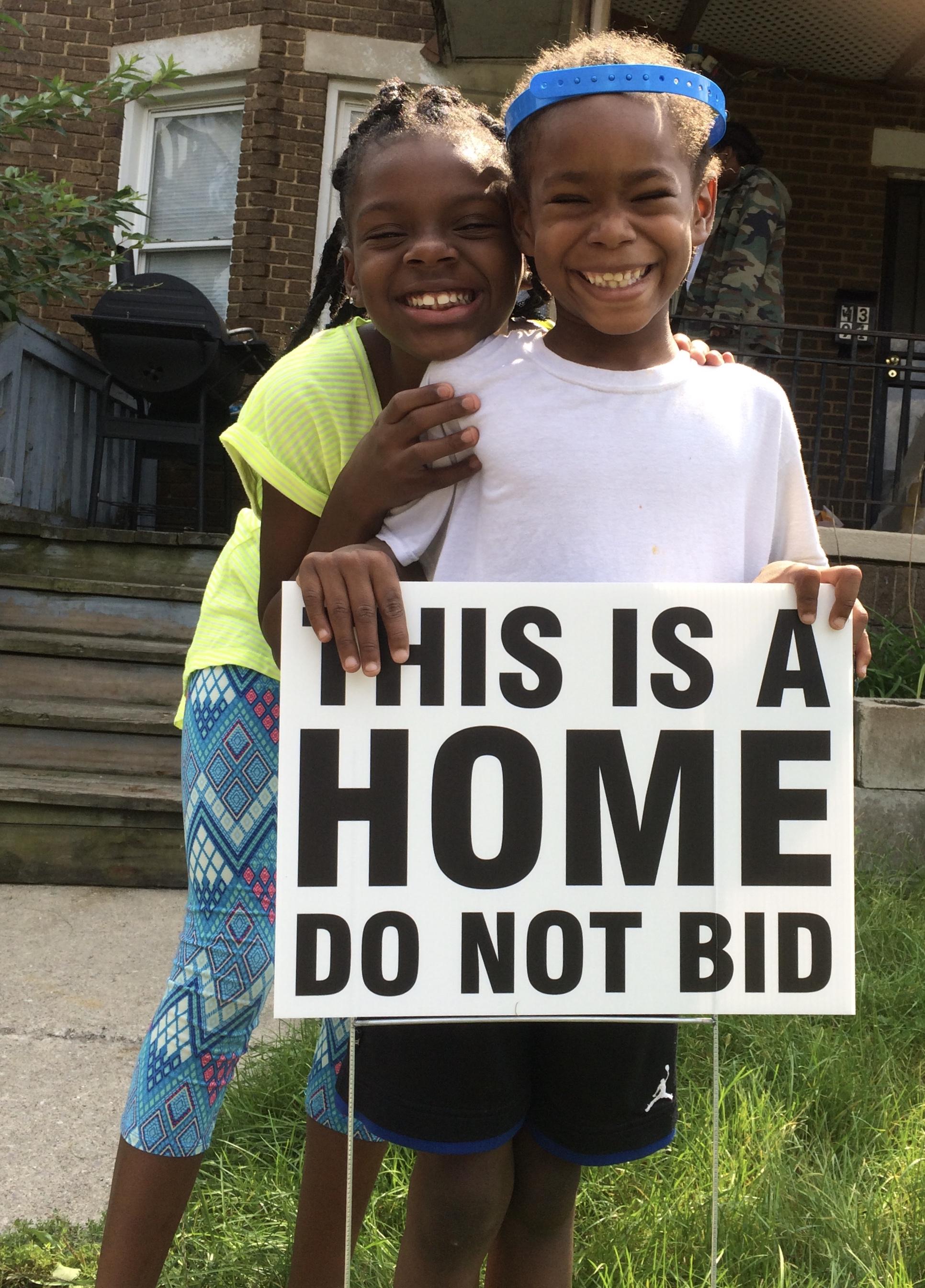 Not a bid