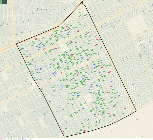 MAP: Artesian Equities' Tax Reverters in MorningSide
