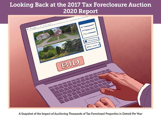 2017 Tax Foreclosure Report